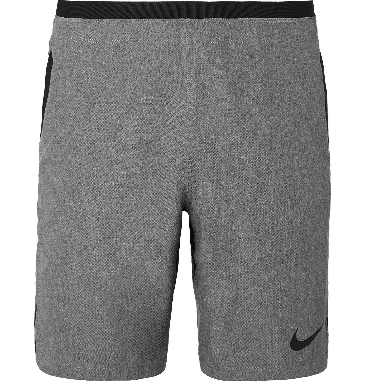 Photo: Nike Training - Pro Flex Rep Dri-FIT Shorts - Gray