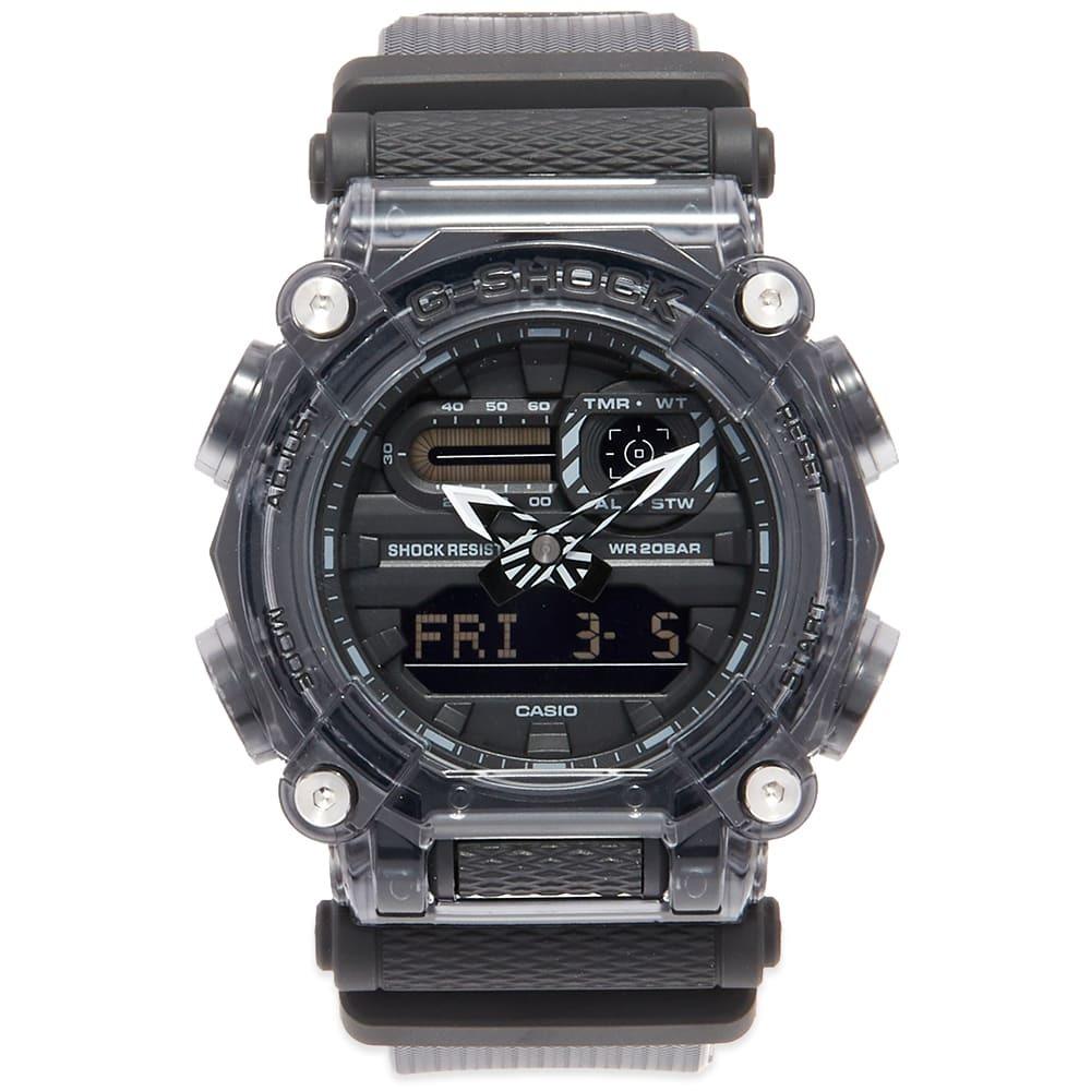 Photo: Casio G-Shock GA-900 Transparent Watch