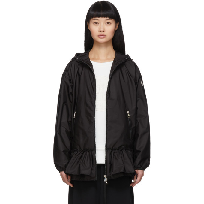 Photo: Moncler Black Sarcelle Jacket