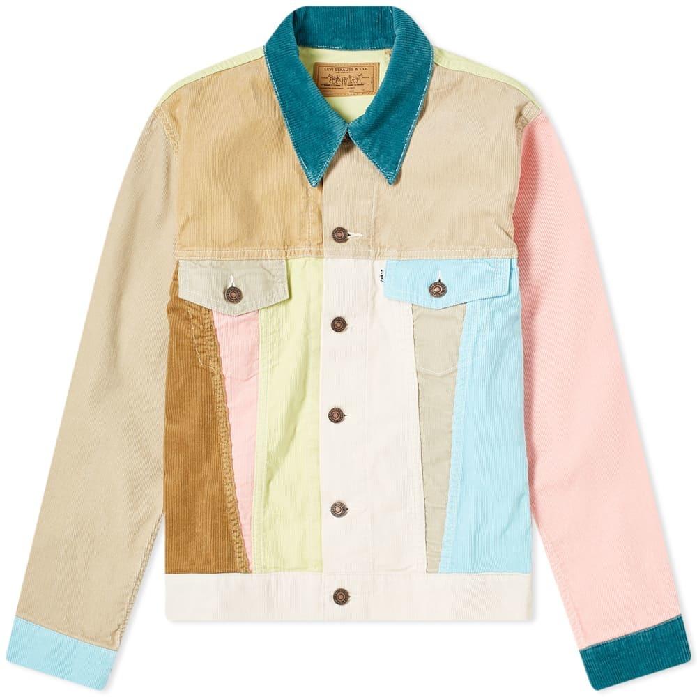 Photo: Levi's Vintage Clothing Type III Patchwork Cord Jacket