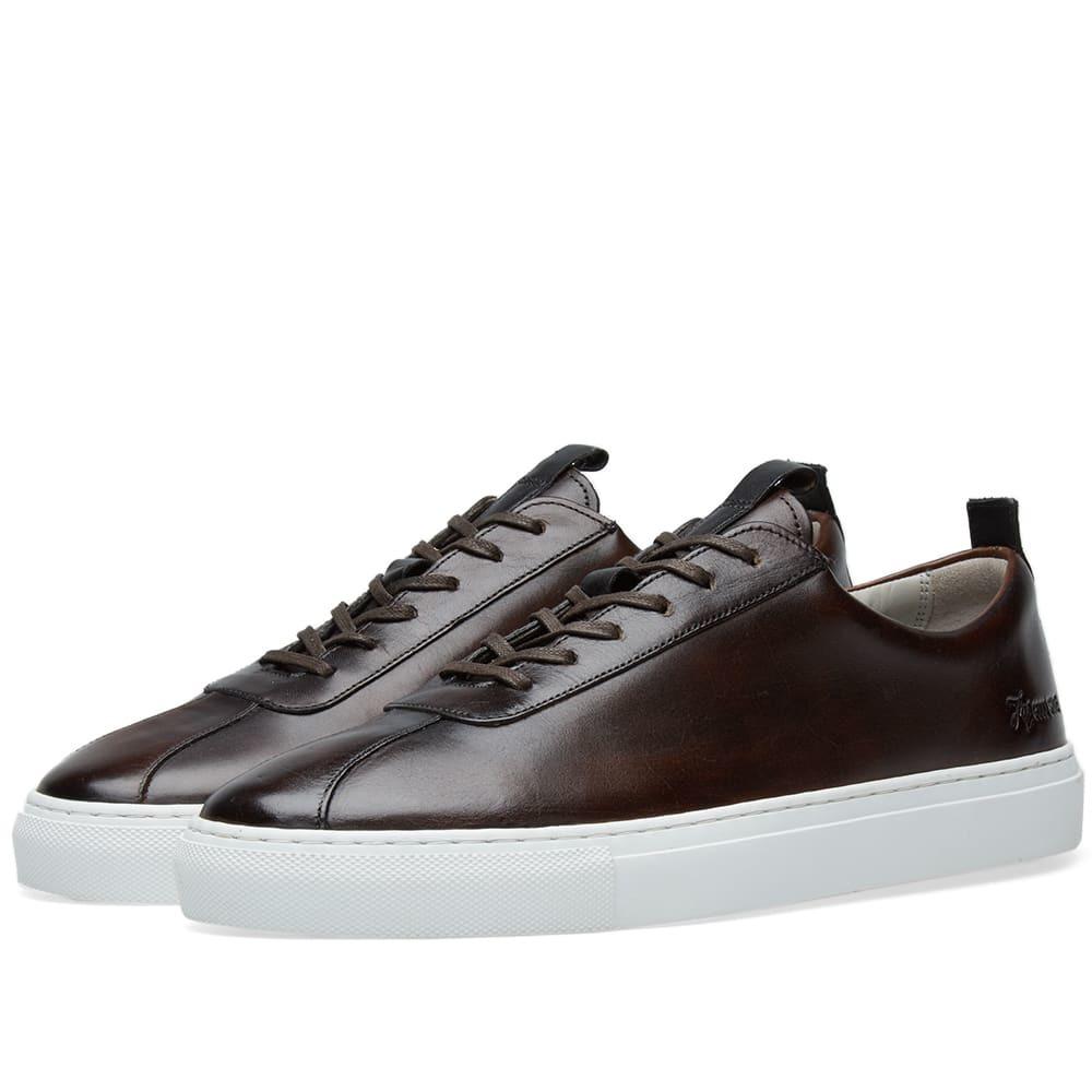 Photo: Grenson Sneaker 1 Brown
