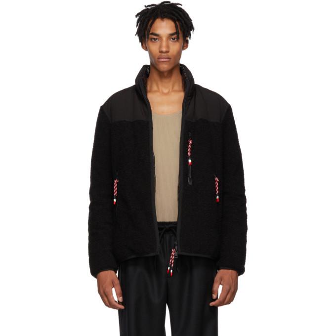 Photo: Moncler Genius 2 Moncler 1952 Reversible Black Brohan Down Jacket