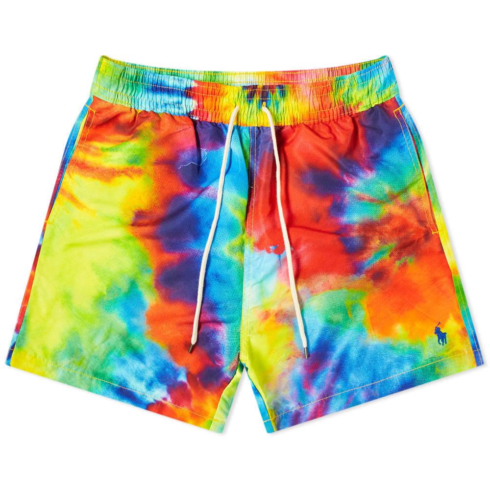 Photo: Polo Ralph Lauren Tie Dye Swim Short