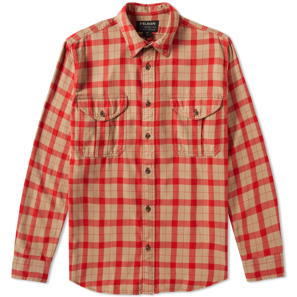 Filson Lightweight Alaskan Guide Shirt