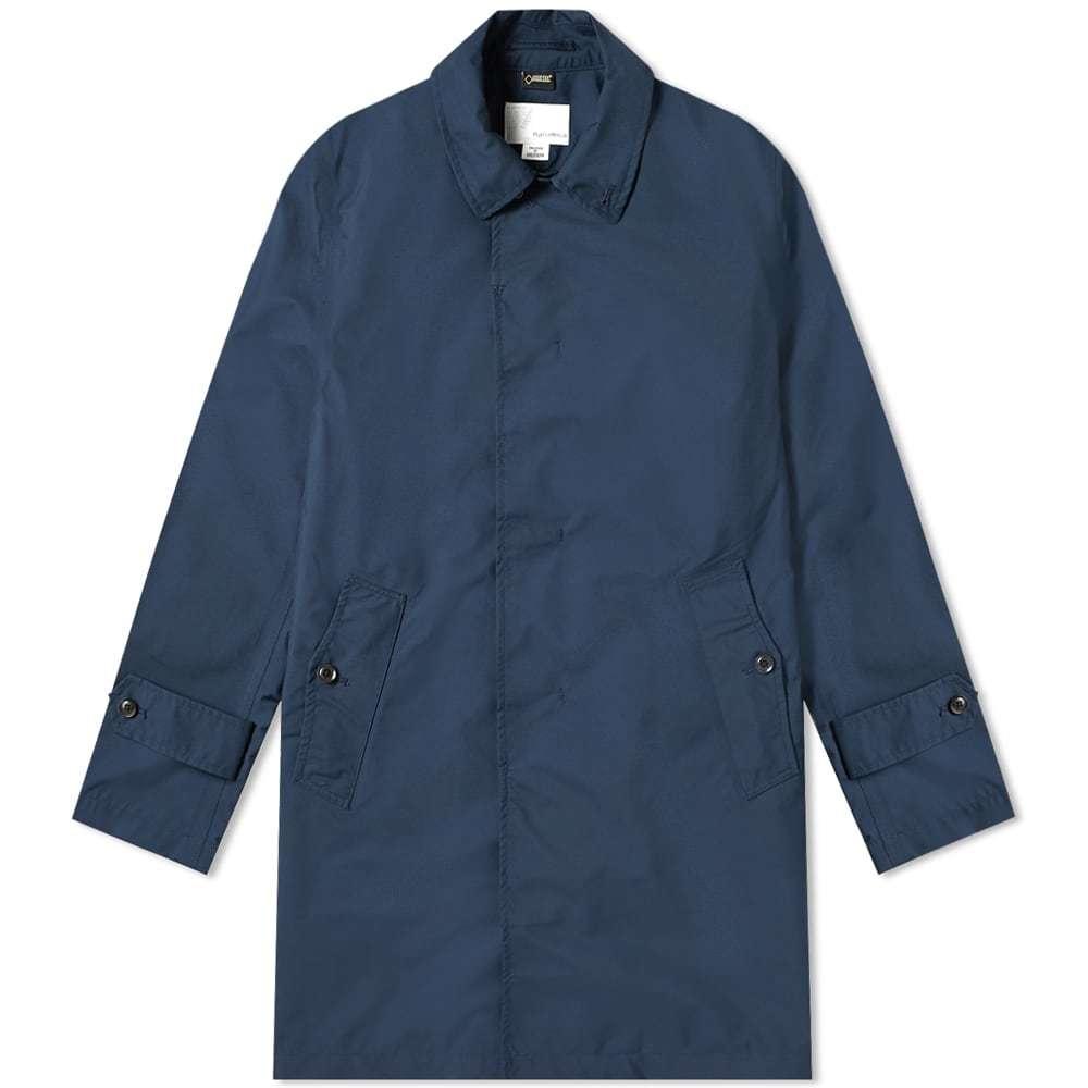 Photo: Nanamica Gore-Tex Soutien Collar Jacket