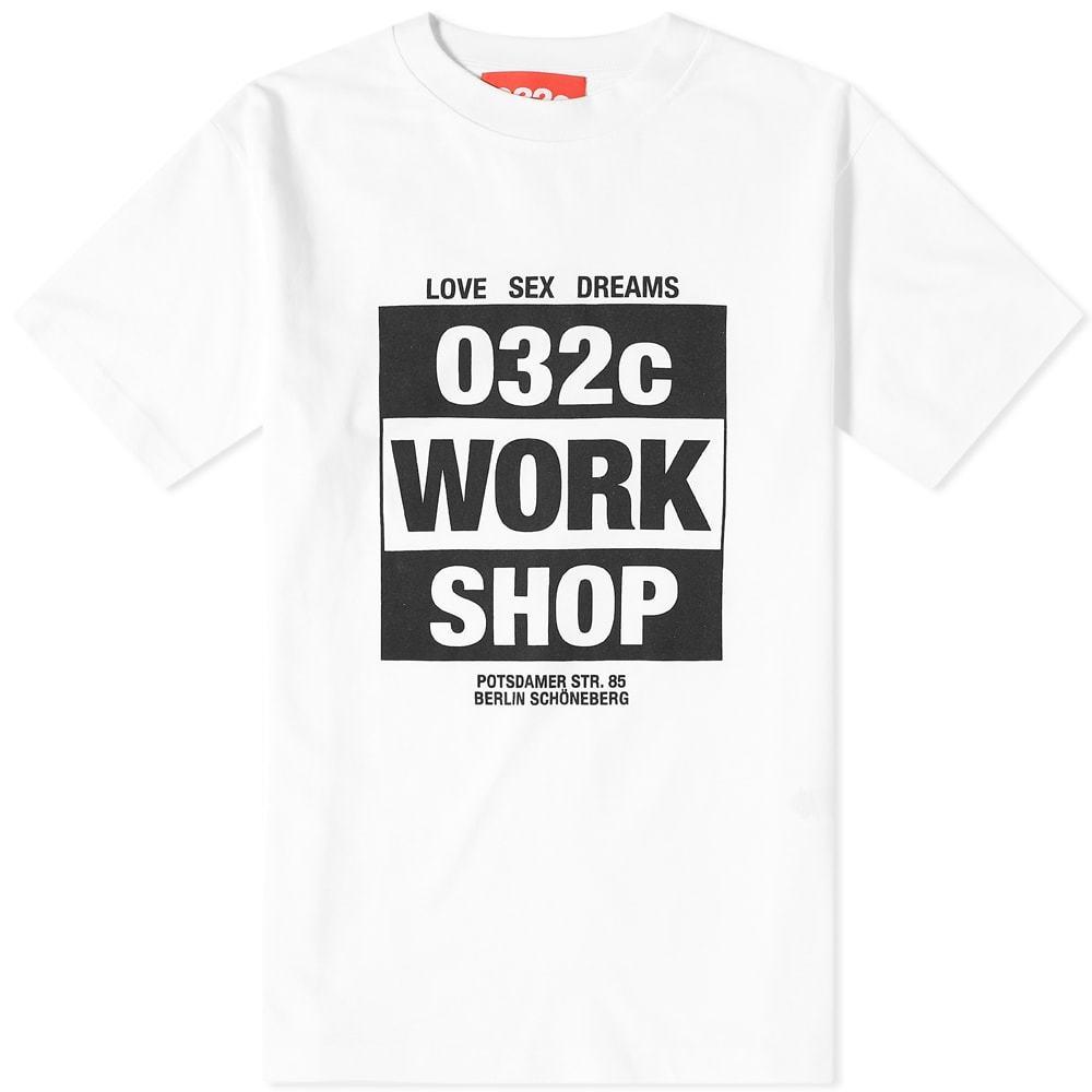Photo: 032c Workshop Print Tee