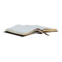 Smythson Brown Croc Mara Soho Notebook