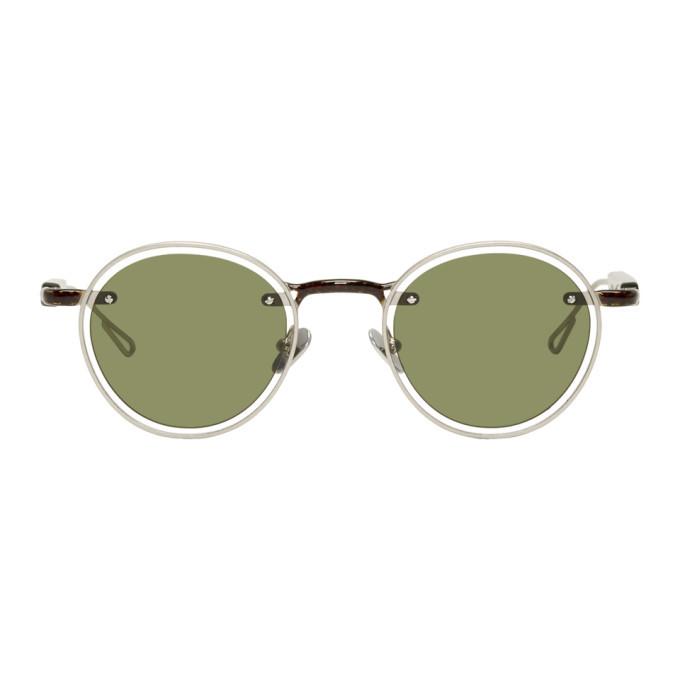 Photo: Jacquemus Green Les Lunettes Soleil Sunglasses