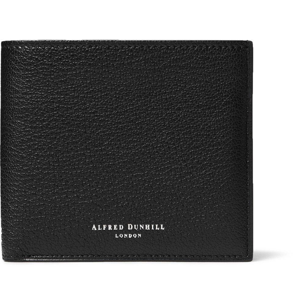 Dunhill - Full-Grain Leather Billfold Wallet - Black