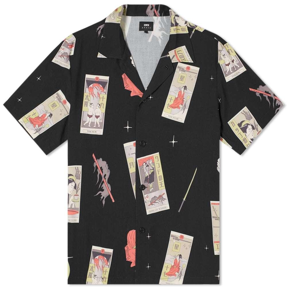 Edwin Tarot Deck Vacation Shirt