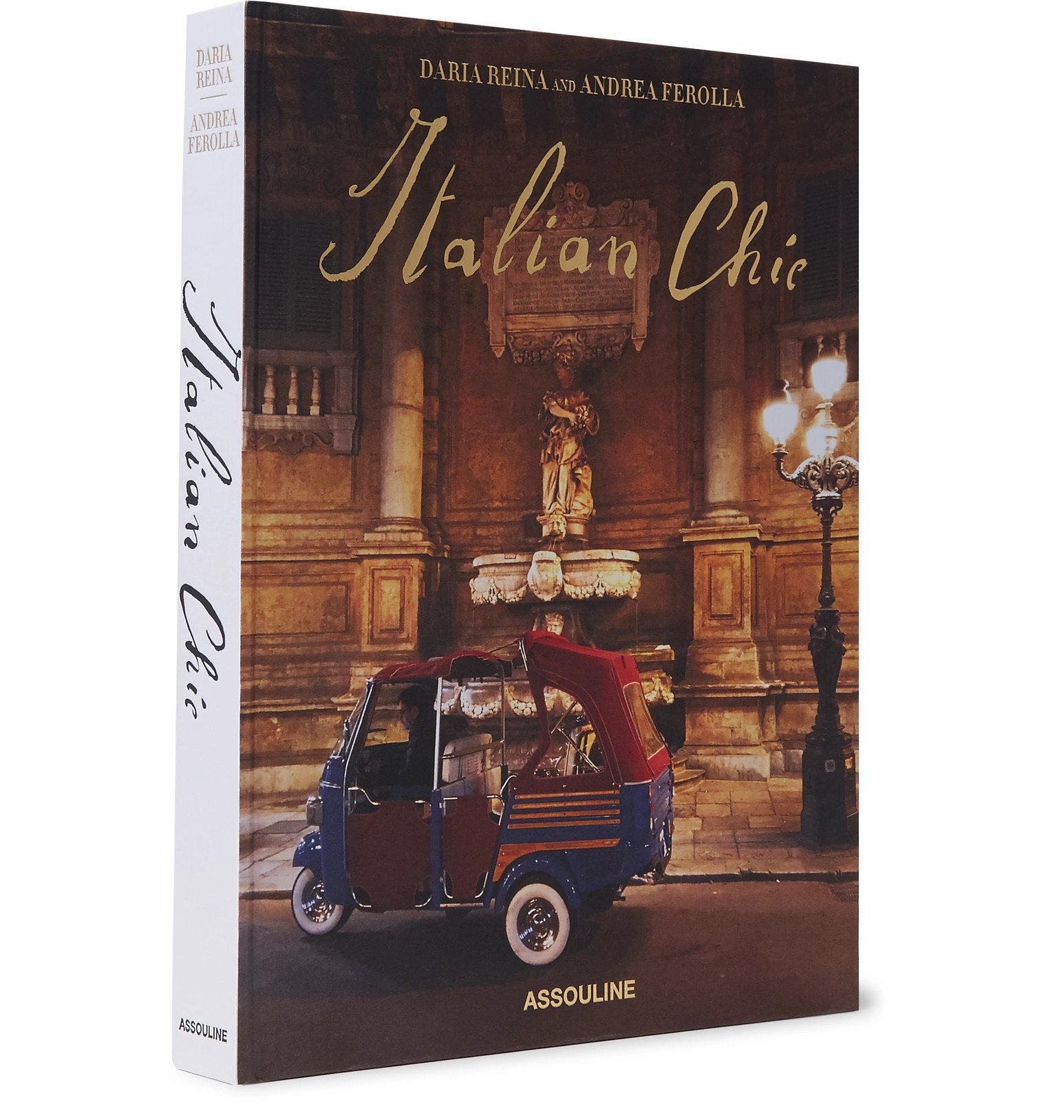 Photo: Assouline - Italian Chic Hardcover Book - Multi
