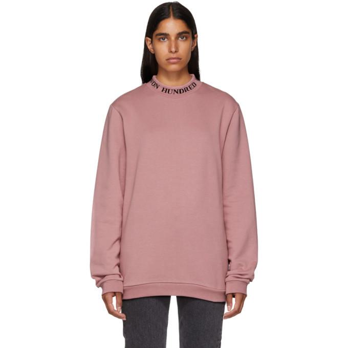 Photo: Won Hundred Pink Unisex Seattle Sweatshirt