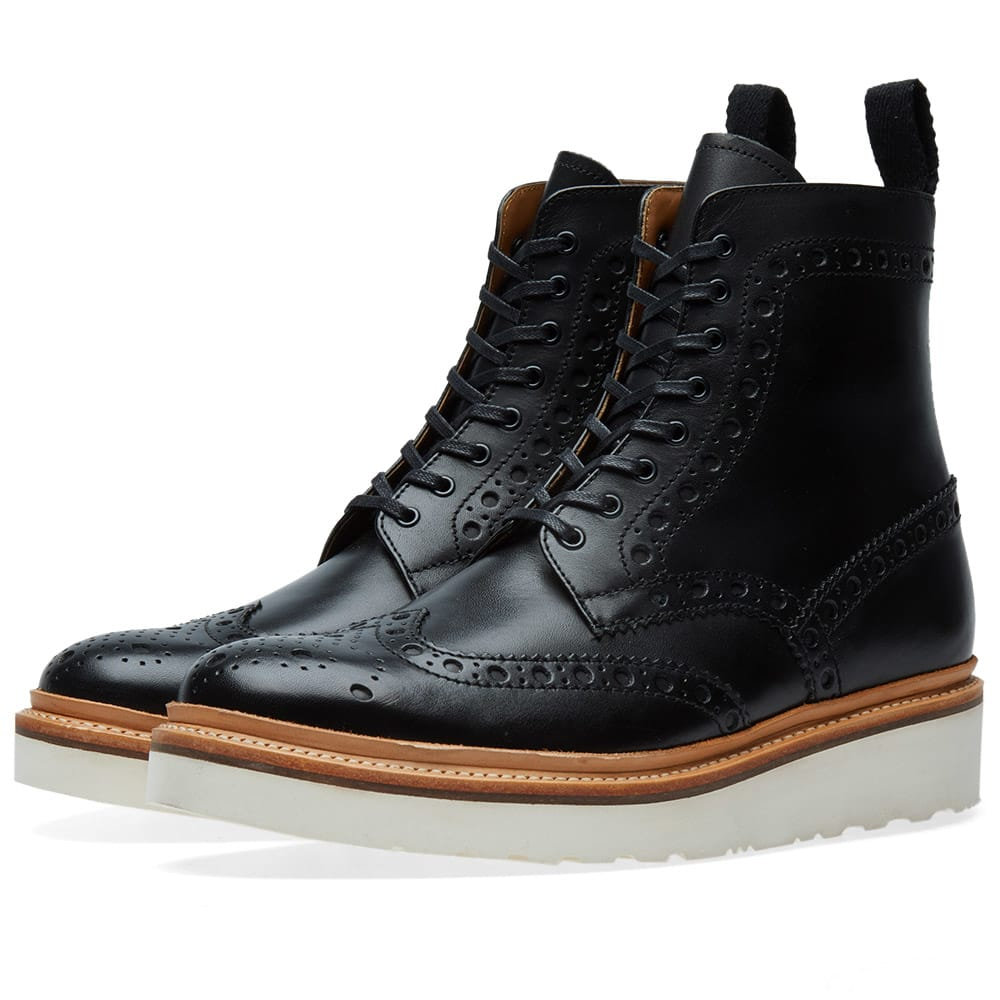 Photo: Grenson Fred V Brogue Boot