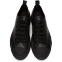 Common Projects Black Tournament Sneakers