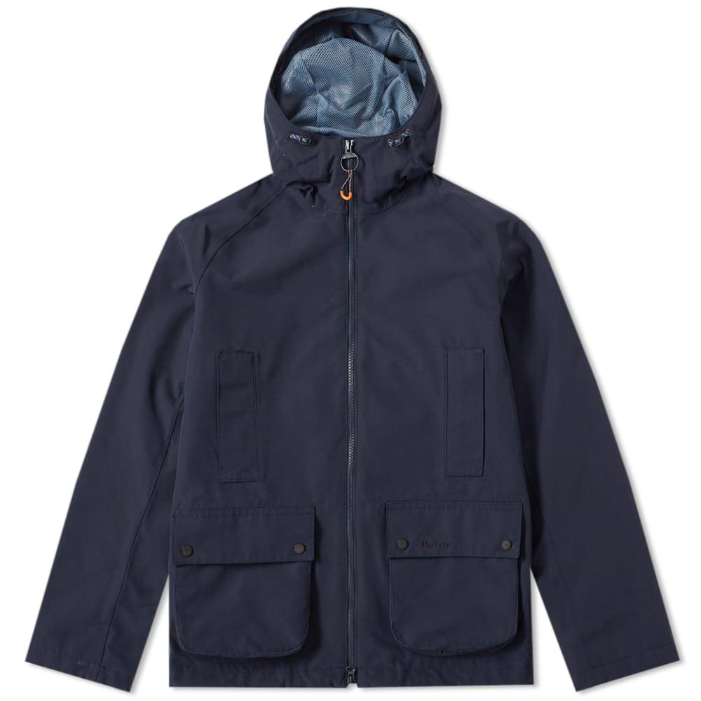 Photo: Barbour Medway Jacket Blue
