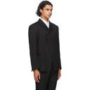1017 ALYX 9SM Black Double High Blazer