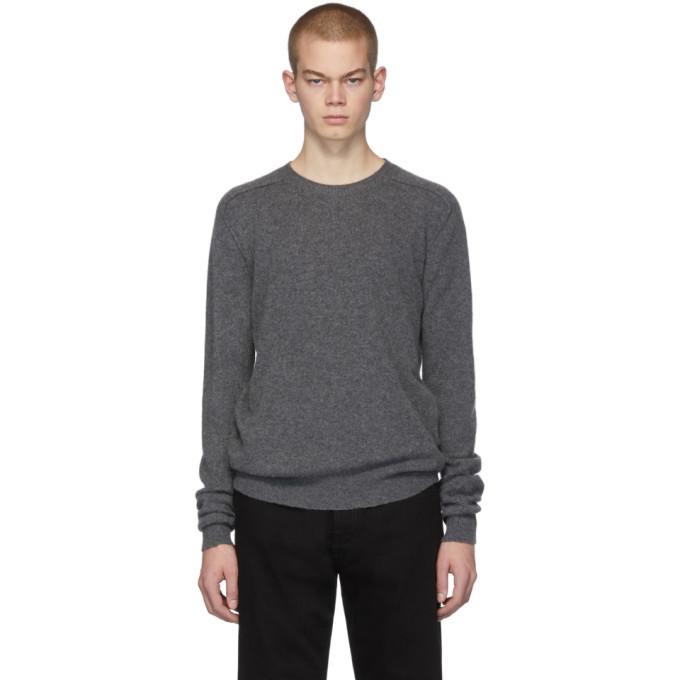 Bottega Veneta Grey Cashmere Sweater
