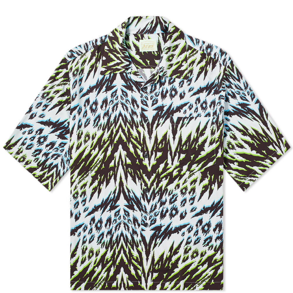 Photo: Aries Animal Hawaiian Shirt