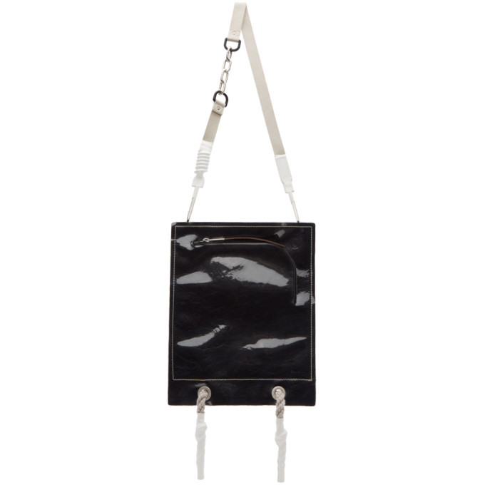 Photo: Rick Owens Black Security Pouch