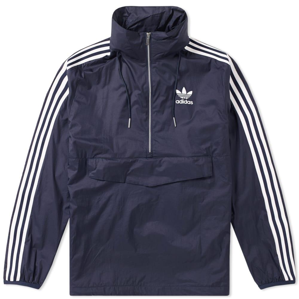 Adidas Popover Windbreaker