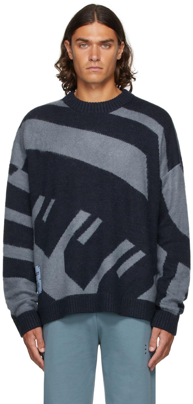 Photo: MCQ Dazzle Knit Sweater