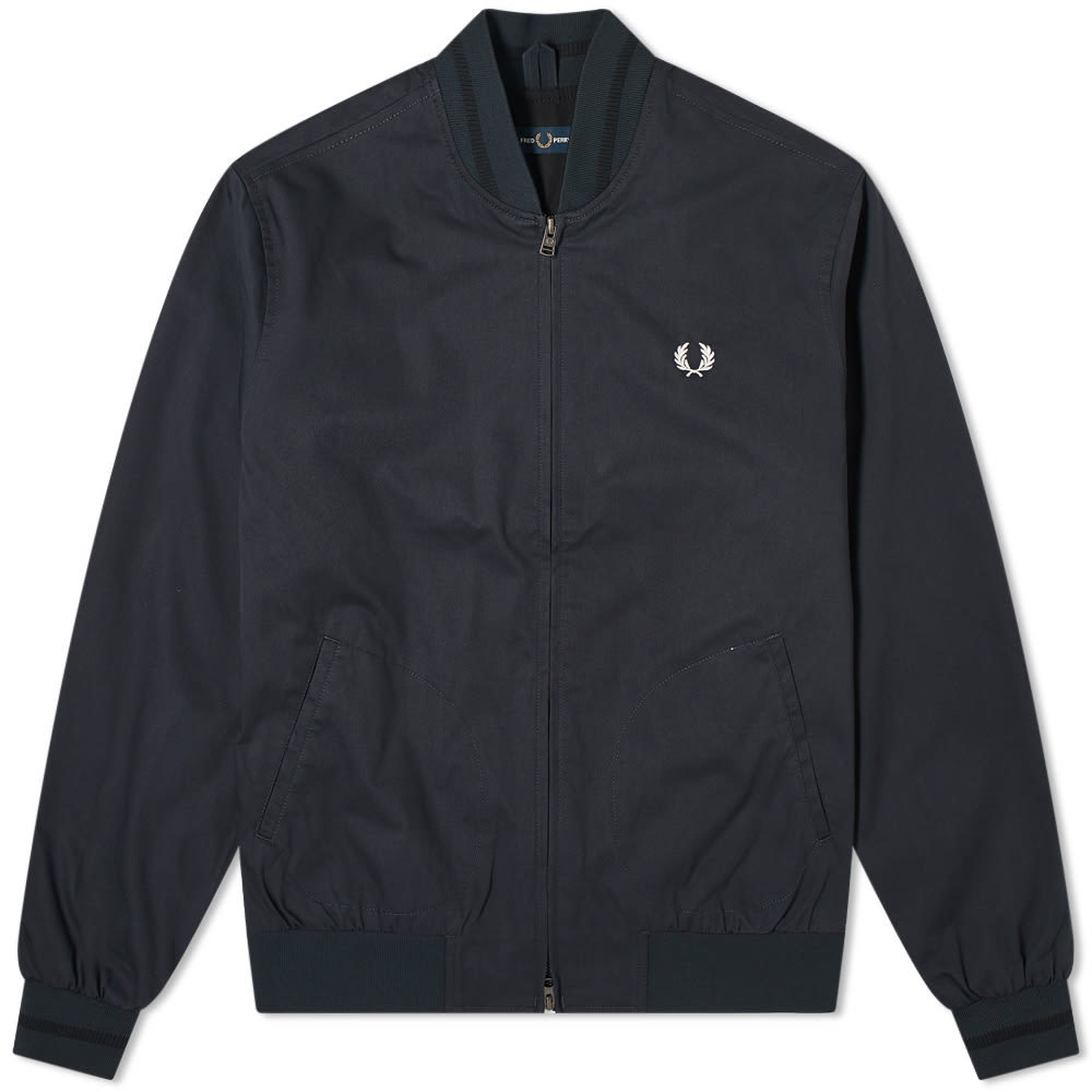 Photo: Fred Perry Authentic Lightweight Bomber Jacket