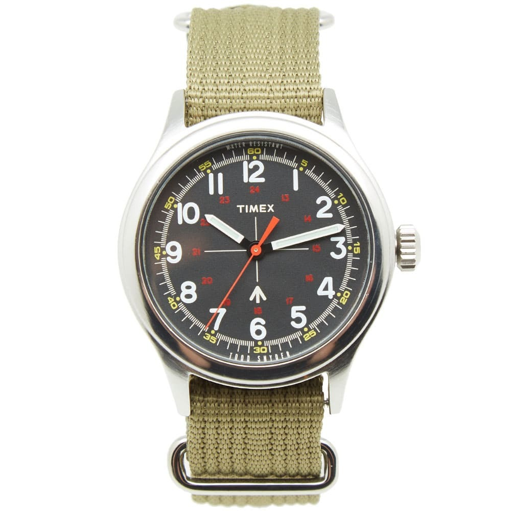 Photo: Timex x Todd Snyder Military Watch