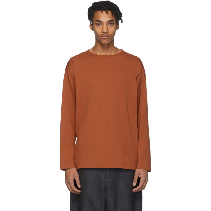 Photo: House of the Very Islands Brown Off -Shore Long Sleeve T-Shirt