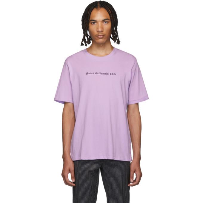 Photo: Stolen Girlfriends Club Purple Devils Lament Classic T-Shirt