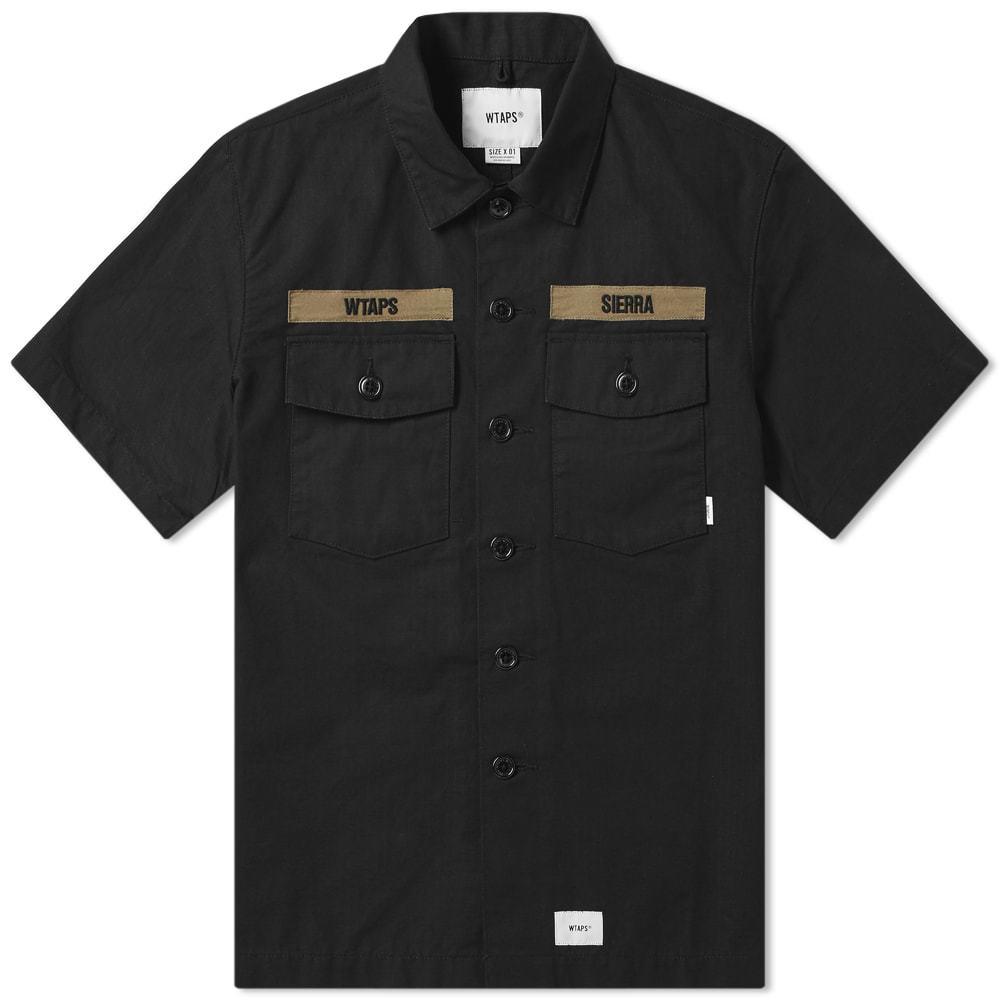 Photo: WTAPS Short Sleeve Buds Shirt