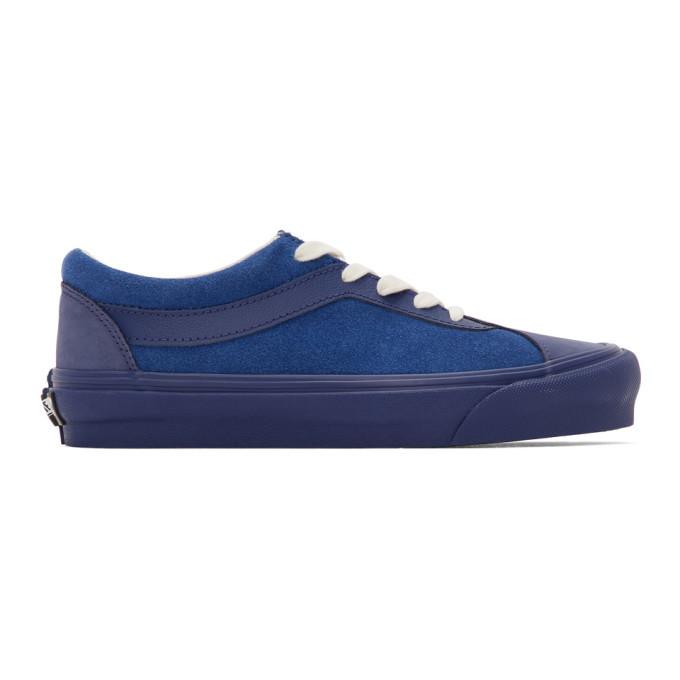 Photo: Vans Blue Bold Ni LX Sneakers