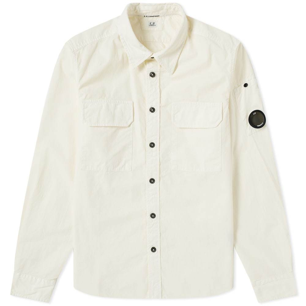 Photo: C.P. Company Arm Lens Overshirt