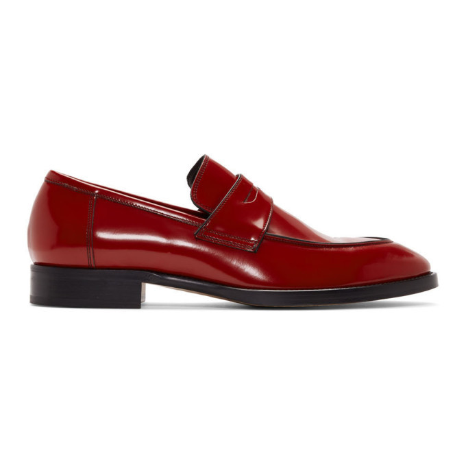 Photo: Paul Smith Red Ridley Loafers