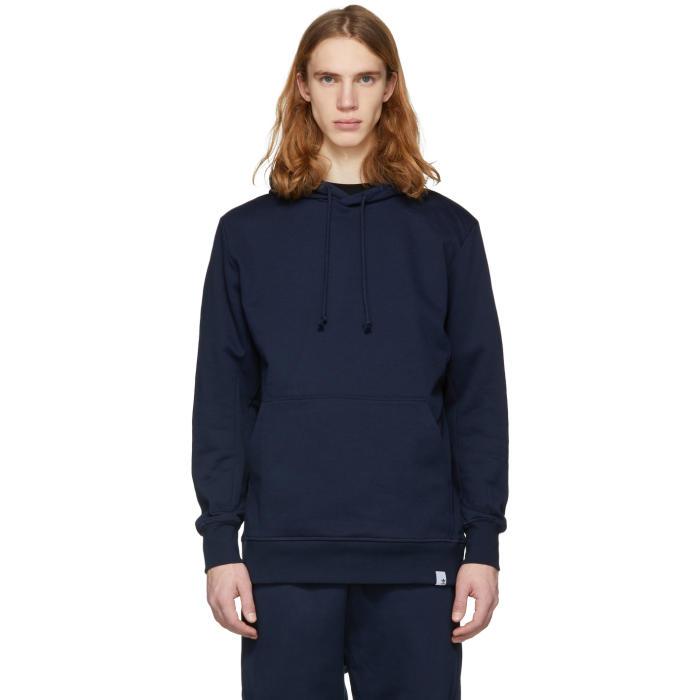 adidas Originals Navy XBYO OTH Hoodie