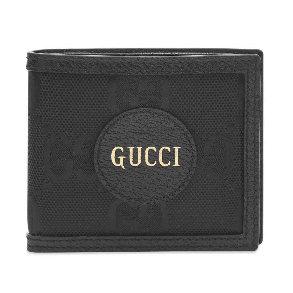 Photo: Gucci GG Eco Nylon Billfold Wallet