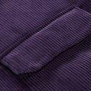 Dunhill - Cotton-Corduroy Overshirt - Purple