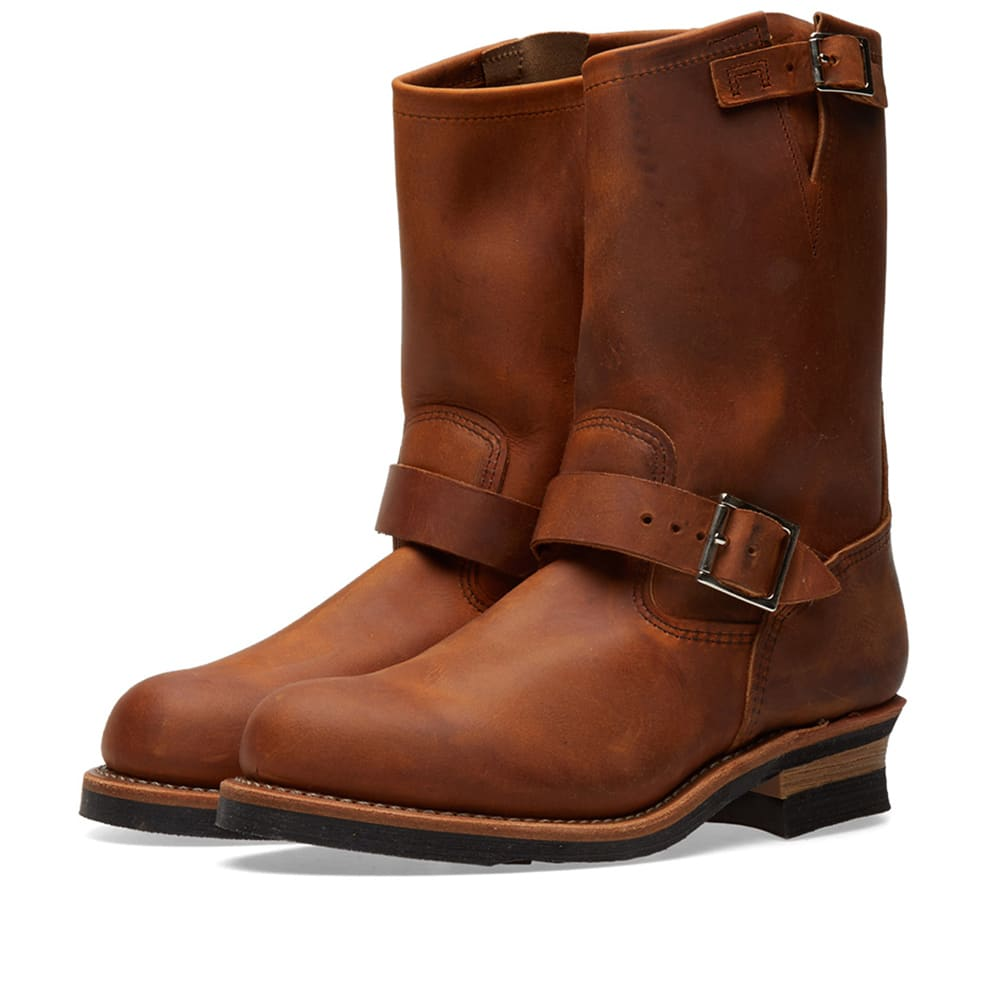 "Photo: Red Wing 2972 11"" Engineer Boot"