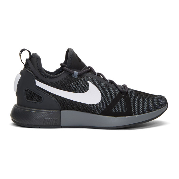 Photo: Nike Black Duelist Racer Sneakers