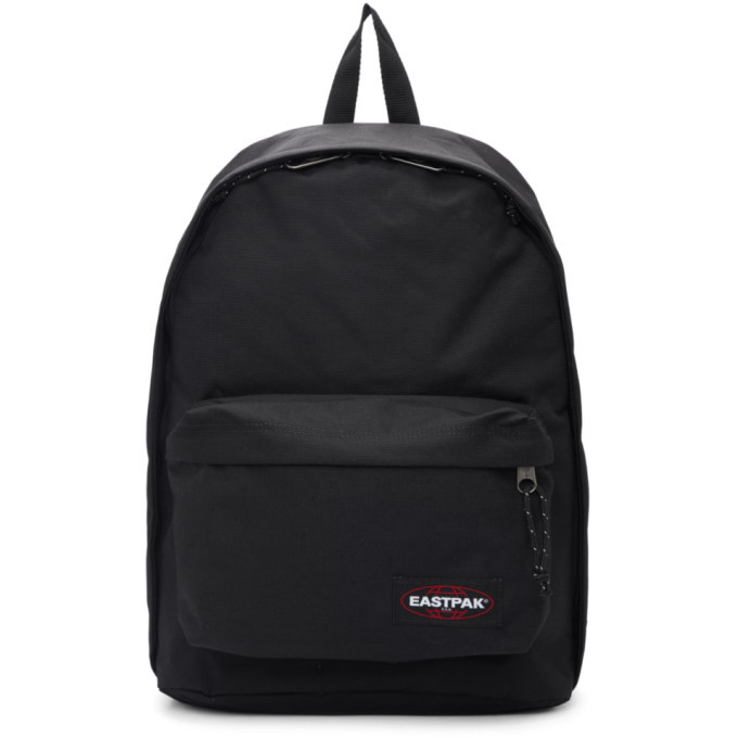 Photo: Eastpak Black Out of Office Backpack