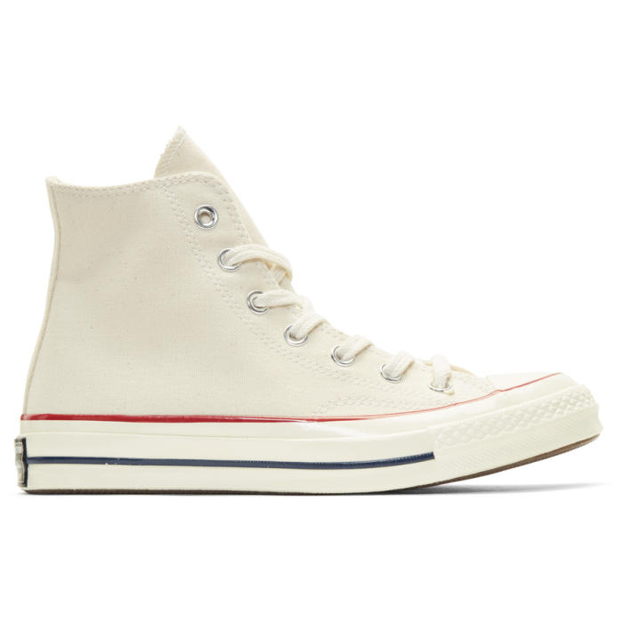 588d6996e7768d Converse Off-White Chuck Taylor All-Star 70 High-Top Sneakers Converse