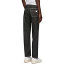 Acne Studios Black Patch Jeans