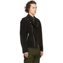 Belstaff Black Suede Edmunds Jacket