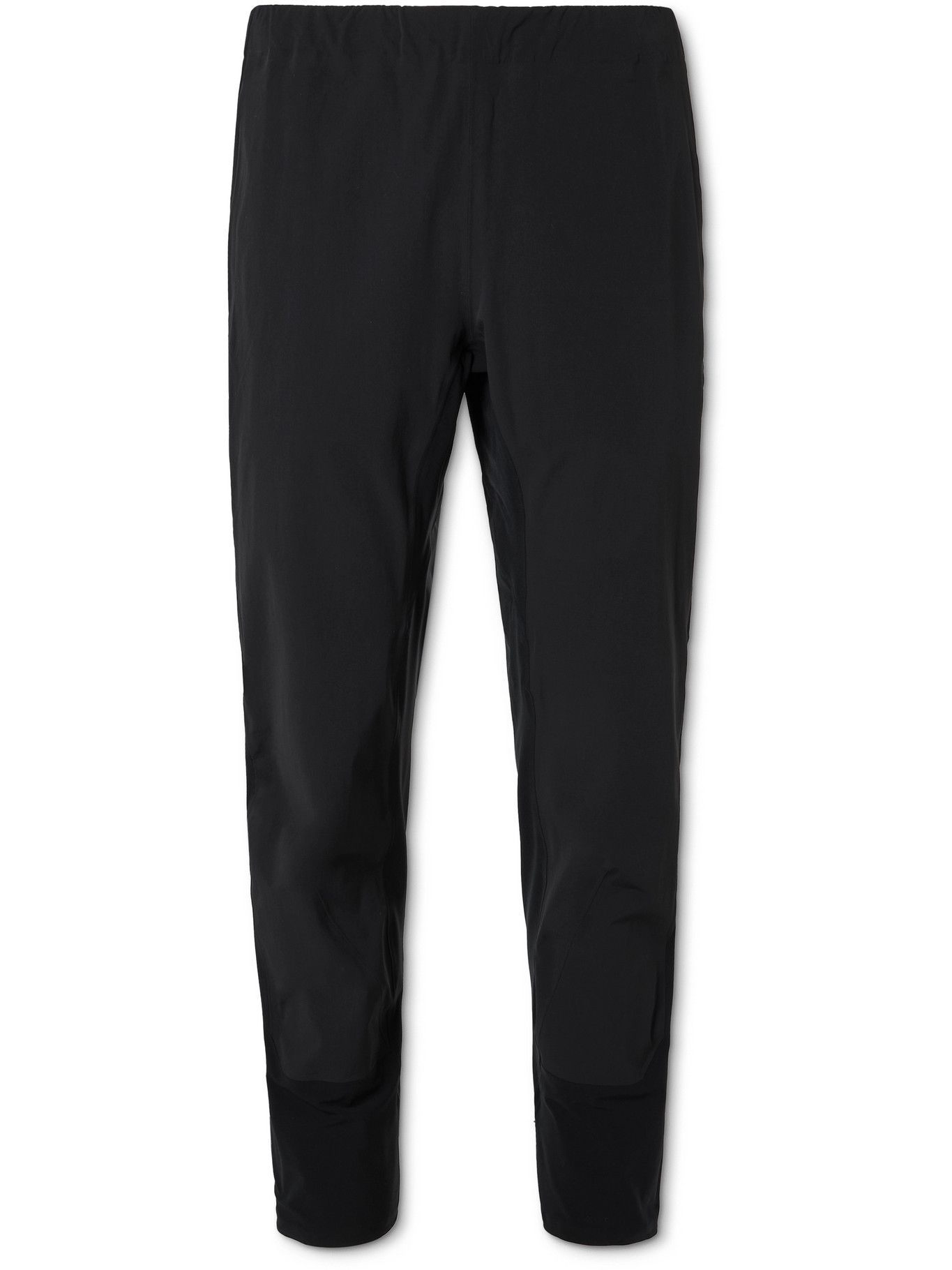 VEILANCE - Secant Slim-Fit Tapered Shell Trousers - Black