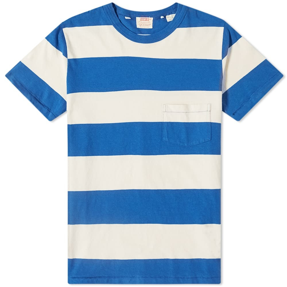 Photo: Levi's Vintage Clothing 1960's Casual Stripe Tee