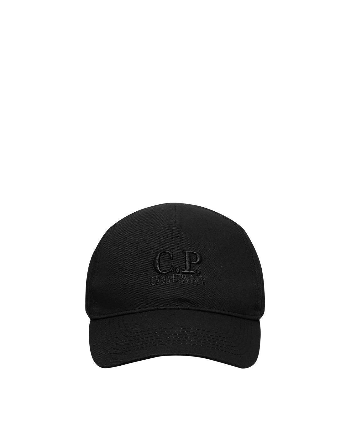 Photo: C.P. Company Gabardine Goggle Cap Black