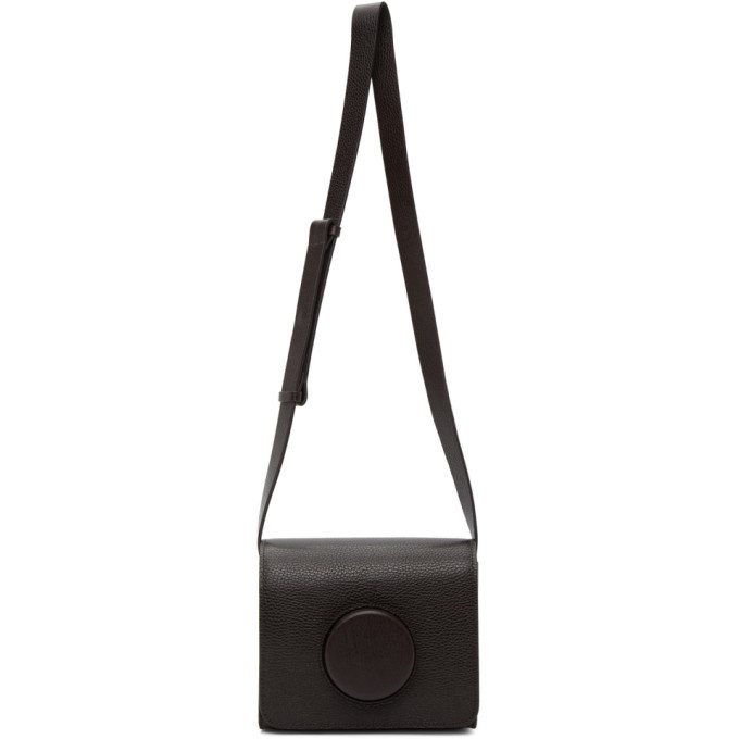 Photo: Lemaire Brown Camera Bag