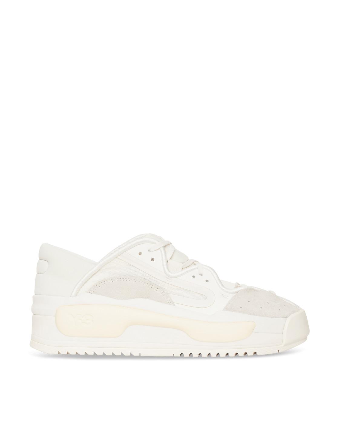 Photo: Y 3 Hokori Ii Sneakers White/Ecru