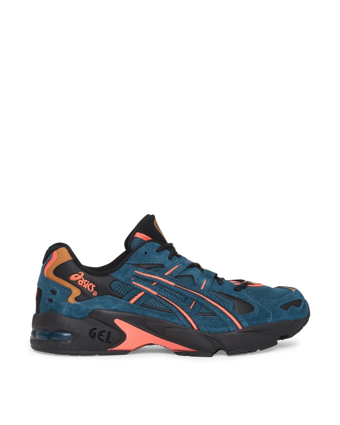 Asics Gel Kayano 5 Og Sneakers Magnetic Blue