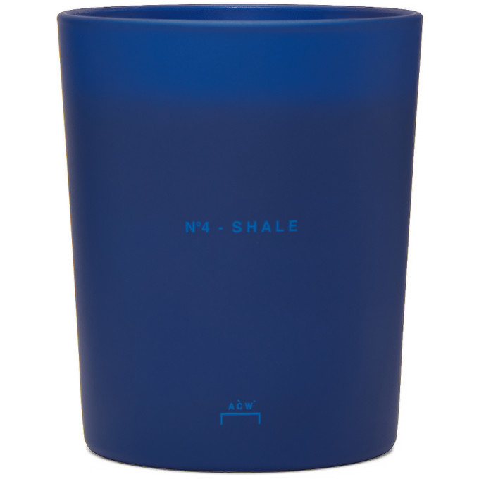 Photo: A-COLD-WALL* No. 4 Shale Scented Candle, 6.3 oz