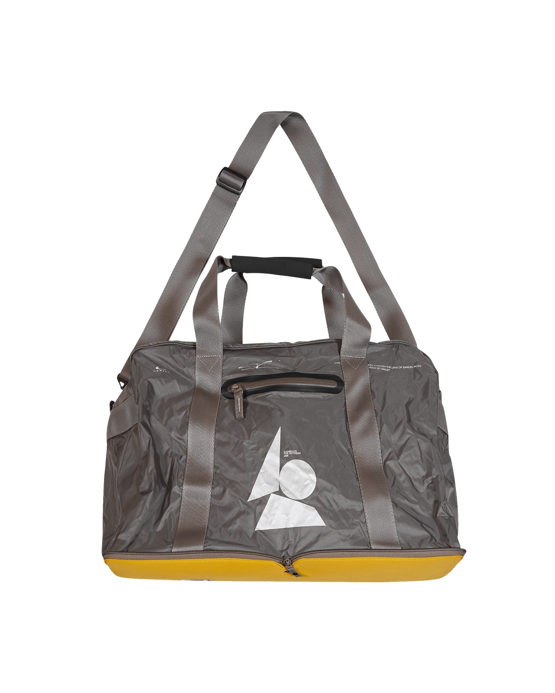 Photo: Oakley By Samuel Ross Bag Taupe Grey